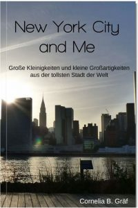 Buchcover New York City and Me